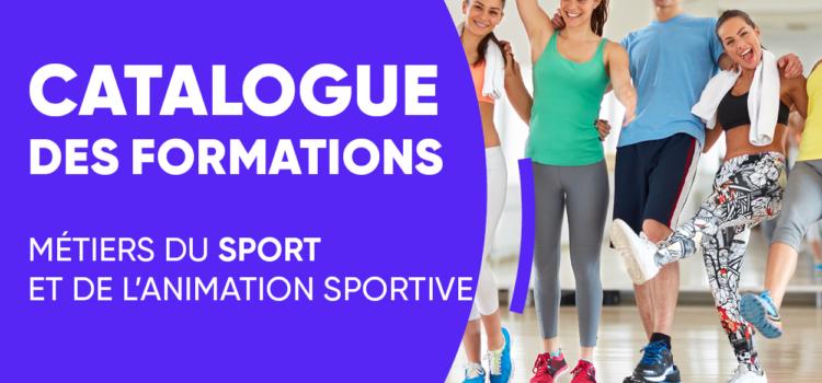 Catalogue des formations aux métiers du Sport Santé